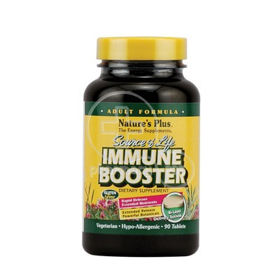 NATURE'S PLUS - SOURCE OF LIFE Immune Booster - 90tabs