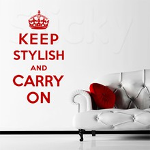 Keep stylish