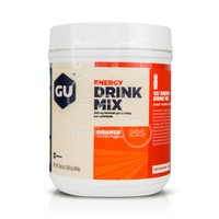 GU - Energy Drink Mix με γεύση Orange - 840gr