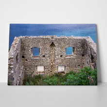 Ruined house in ithaca 184656185 a