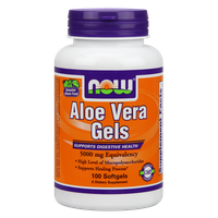 NOW ALOE VERA 10000 MG 100 SOFTGELS