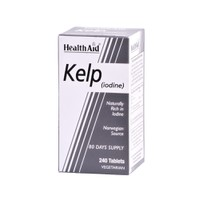 HEALTH AID SUPER KELP 150MG 240TABS