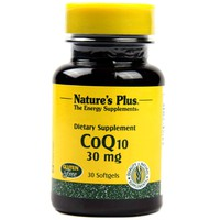 NATURES PLUS COENZYME Q10 30MG 30SOFTGELS