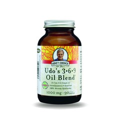 Udo's 3-6-9 Oil Blend 1000mg 90softgels