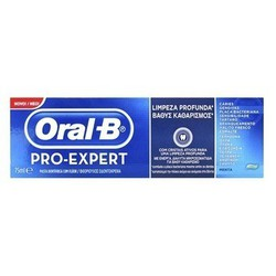 Oral B Toothpaste Pro-Expert Deep Clean 75ml