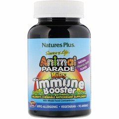 Nature's Plus Animal Parade Kids Immune Booster 90caps
