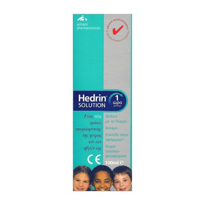 Hedrin - Solution - 100ml