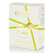 Atache C Vital Σετ Active Serum 15ml & Active Fluid 30ml