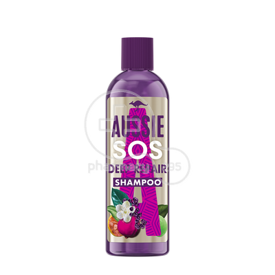 AUSSIE - SOS Deep Repair Shampoo - 290ml
