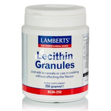 Lamberts LECITHIN GRANULES - Αδυνάτισμα, 250gr
