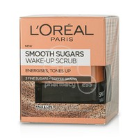 L'OREAL PARIS - SMOOTH SUGARS Wake Up Scrub - 50ml