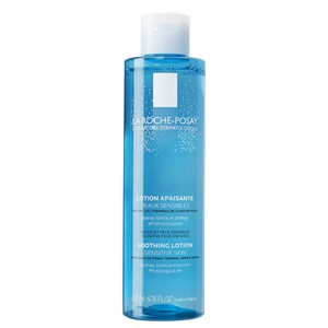 La roche posay face cleanser physiological soothing lotion 200ml toner sensitive skin