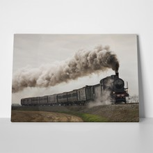 Vintage black steam train 1 354583604 a