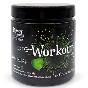 Power of nature sport series pre workout formula