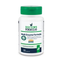 DOCTOR'S FORMULA MULTI ENZYME 30CAPS