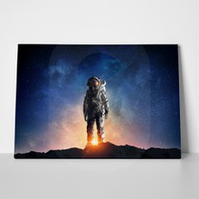 Astronaut in outer space 2 620649473 a