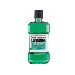 Listerine Teeth & Gum Defence 500ml