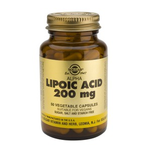 Lipoic acid200mg 50 otc