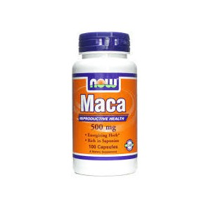 Now foods maca 500 mg