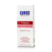 EUBOS - LIQUID Washing Emulsion (με άρωμα) - 200ml