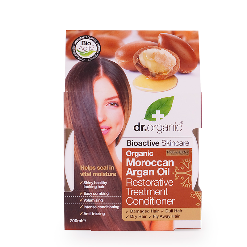 Organic Moroccan Argan Oil Restorative Treatment Conditioner