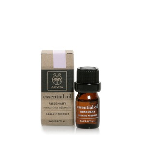 APIVITA Essential oil rosemary (revive) 5ml