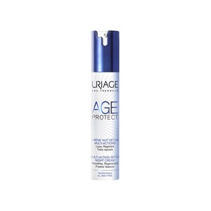 Uriage age protect multi action detox night cream 40ml