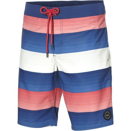 PM LONG FREAK ART BOARDSHORTS Βερμ.Ανδρ.Εισ.