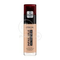 L'OREAL PARIS - INFALLIBLE 24h Fresh Wear Foundation No145 (Rose Beige) - 30ml
