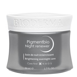 Bioderma pigmentbio night renewer cream 50ml