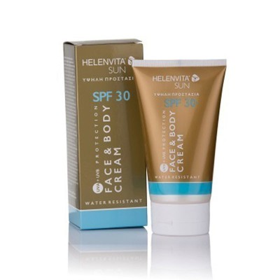Helenvita - SUN Face & Body Cream SPF30 - 150ml