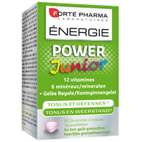 FORTE PHARMA ENERGY POWER JUNIOR 30TABL