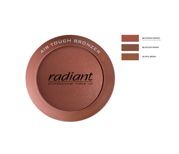 RADIANT AIR TOUCH BRONZER No4-CERAMIC BRONZE