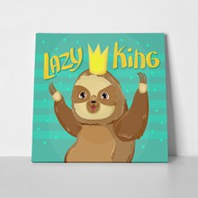 Sloth lazy king 662123005 a