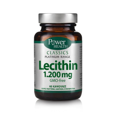 Power Health - Classics Platinum Range Lecithin 1.200mg - 60caps