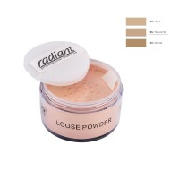 RADIANT LOOSE POWDER No6-TRANSPARENT NATURAL TAN