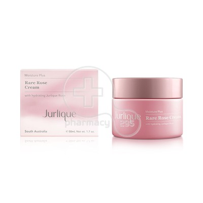 JURLIQUE - MOISTURE PLUS RARE ROSE Cream - 50ml