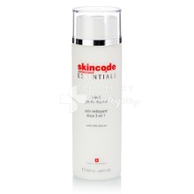 Skincode 3 in 1 Gentle Cleanser - Καθαρισμός - Ντεμακιγιάζ, 200ml