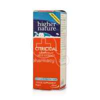 HIGHER NATURE - Citricidal Drops - 45ml