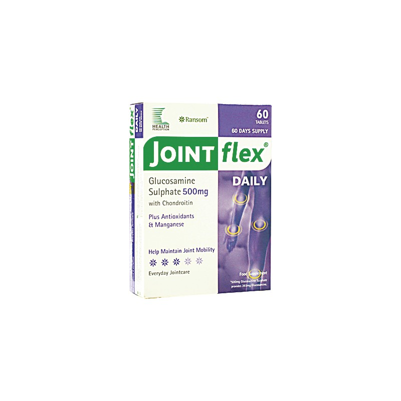 Joint Flex Daily Glucosamine with Chondroitin