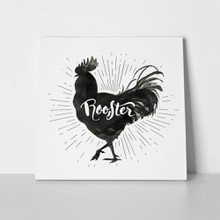 Creative rooster lettering 550577200 a