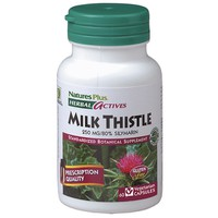 NATURE`S PLUS MILK THISTLE 250 MG 60VCAPS