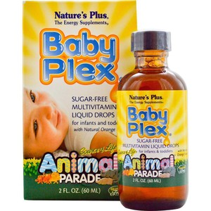Nature s plus anima parade baby plex