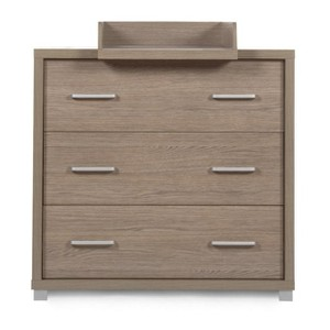 Generation Oak Chest 3 Drawer + Changing Unit