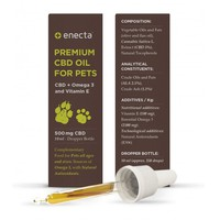 ENECTA PREMIUM CBD OIL FOR PETS 10ML