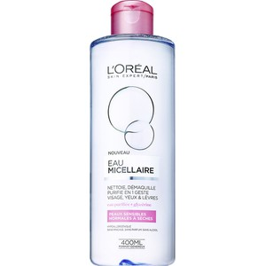 L oreal eau micellaire normal to dry skin 400ml