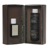 KORRES EDT MEN BLACK PEPPER-CASHMERE-LEMONWOOD 50ML (PROMO+SHOWERGEL 250ML)