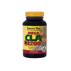 Nature's Plus Mega CLA 1200  60capsules