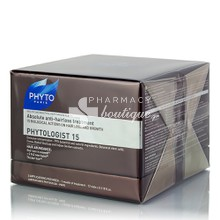 Phyto Phytologist 15 Anti-Hair Loss Treatment - Τριχόπτωση (12 vials x 3,5ml)