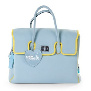 Neoprene Nursery Back Pack Powder Blue